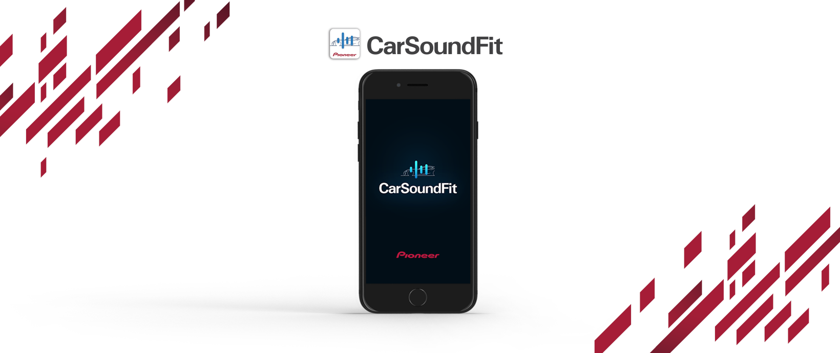 Pioneer Car Sound Fit Screenshots